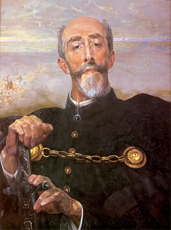 Antoni Wodzicki (Jacek Malczewski, 1911)