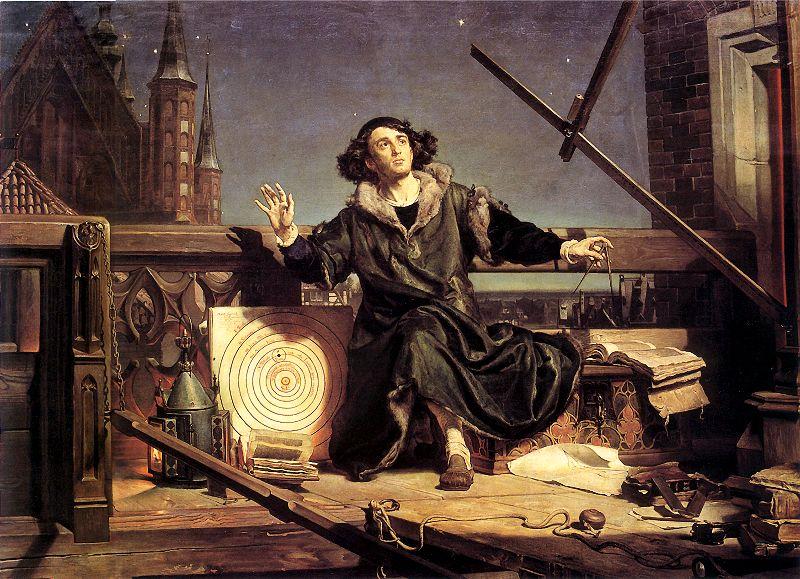 Kopernik ve Batlamyus kimdir?