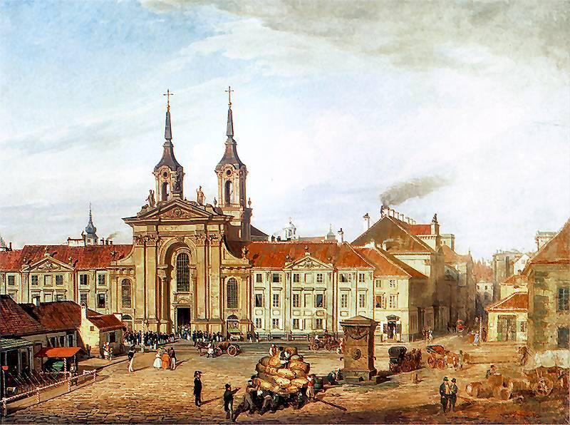 Kościół Piajrów wWarszawie